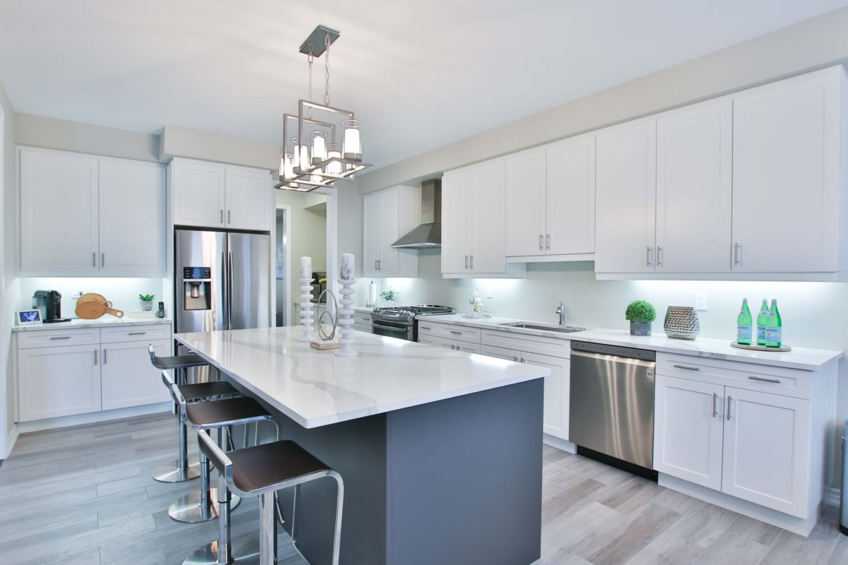 The Benefits Of Kitchen Refurbishment